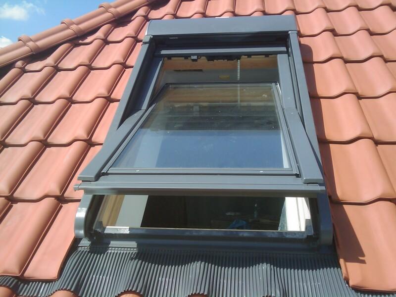 Rolety dachowe, rolety do okien dachowych, zewnętrzne rolety dachowe
